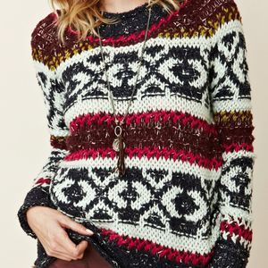 Free People Permafrost Sweater